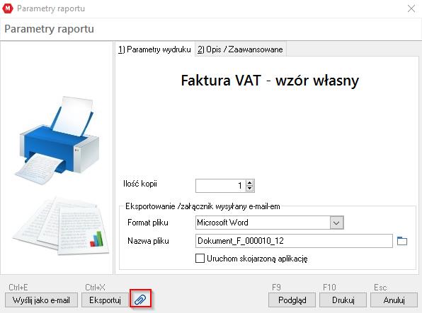 Wapro Mag Zapis Raportu Cr Do E Dokumentów Wapro Erp Blog